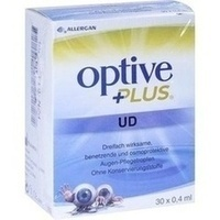 Produktfoto Optive Plus Ud Augentropfen 30X0.4ml