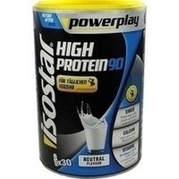 Artikelfoto Isostar Powerplay High Protein 90 Neutral Pulver 750g