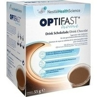 Artikelfoto Optifast home Drink Schokolade Pulver 8X55g